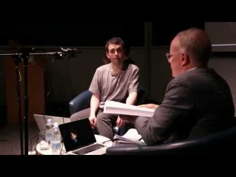 Ed Atkins in conversation with Hans Ulrich Obrist - Performance Capture - MIF15