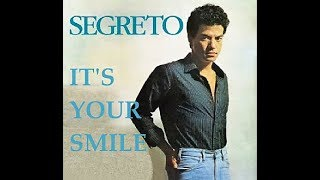 Gambar cover It's Your Smile - Ric Segreto [Original English Lyrics]