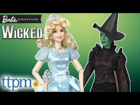 Lisa St. Regis - Wicked Themed Barbie Dolls