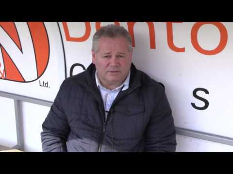 In The Dugout With Carl Hall 28/04/16