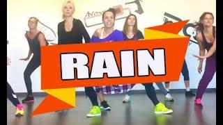 RAIN - The script ft. Nicky Jam / ZUMBA con ALBA DURAN