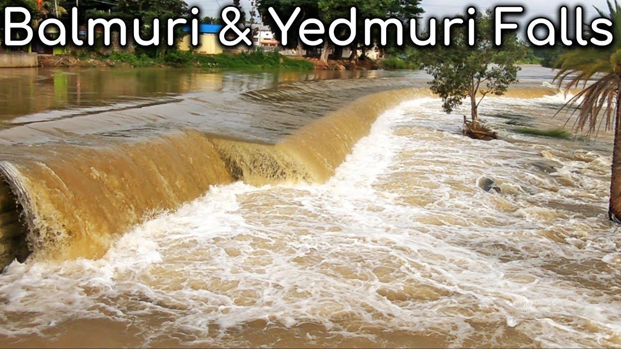 Balmuri Water Falls near Mysore | TravelerBase | Traveling