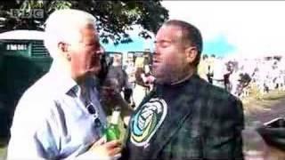 Radio 1's Big Weekend - Chris Moyles meets Roy Walker