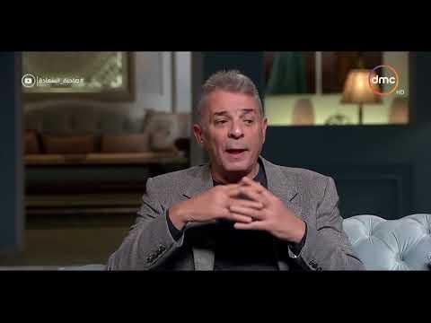 صاحبة السعادة - محمود حميدة: أنا مبعملش فيلمين مع بعض .. وأول 3 سنين عملت 28 فيلم