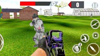 Free Fps Battleground _ Cover strike 3D Commando _ Android Gameplay screenshot 4
