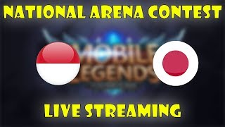 Video INDONESIA VS JAPAN 22/10/2017 ARENA CONTEST download MP3, 3GP, MP4, WEBM, AVI, FLV Oktober 2017