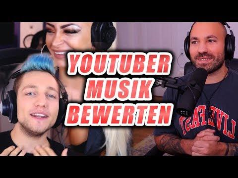 Rezo & KATJA Krasavice - Mein Song mit... / Ich bewerte 'MUSIK' von Youtubern