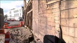 Building Demolitions Halted Over Asbestos Concerns