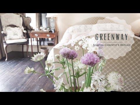 Greenway House - Einer Der Schönsten Gärten In England An Der Englischen Riviera