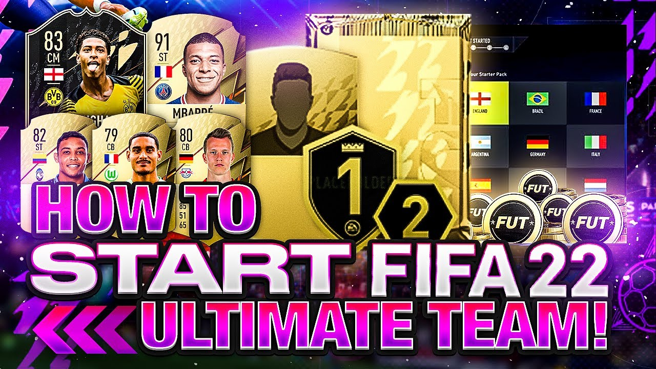 Download How to Start FIFA 22 Ultimate Team!