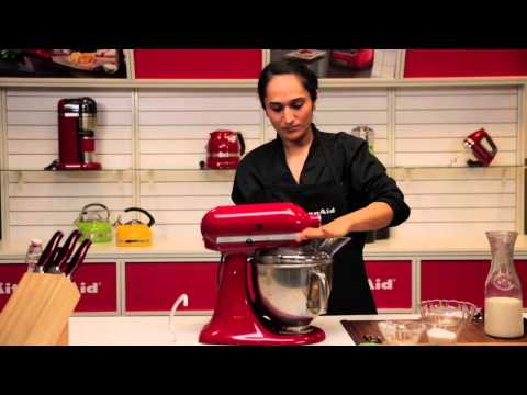 KitchenAid® 4.8 L Tilt-Head Stand Mixer