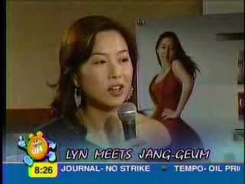 Lee Young Ae Interviewed by Lyn Ching