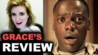 Get Out Movie Review (HALF SPOILERS)