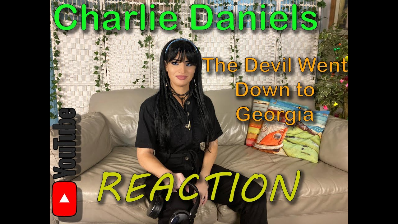 My Reaction to Charlie Daniels - The Devil went Down to Georgia