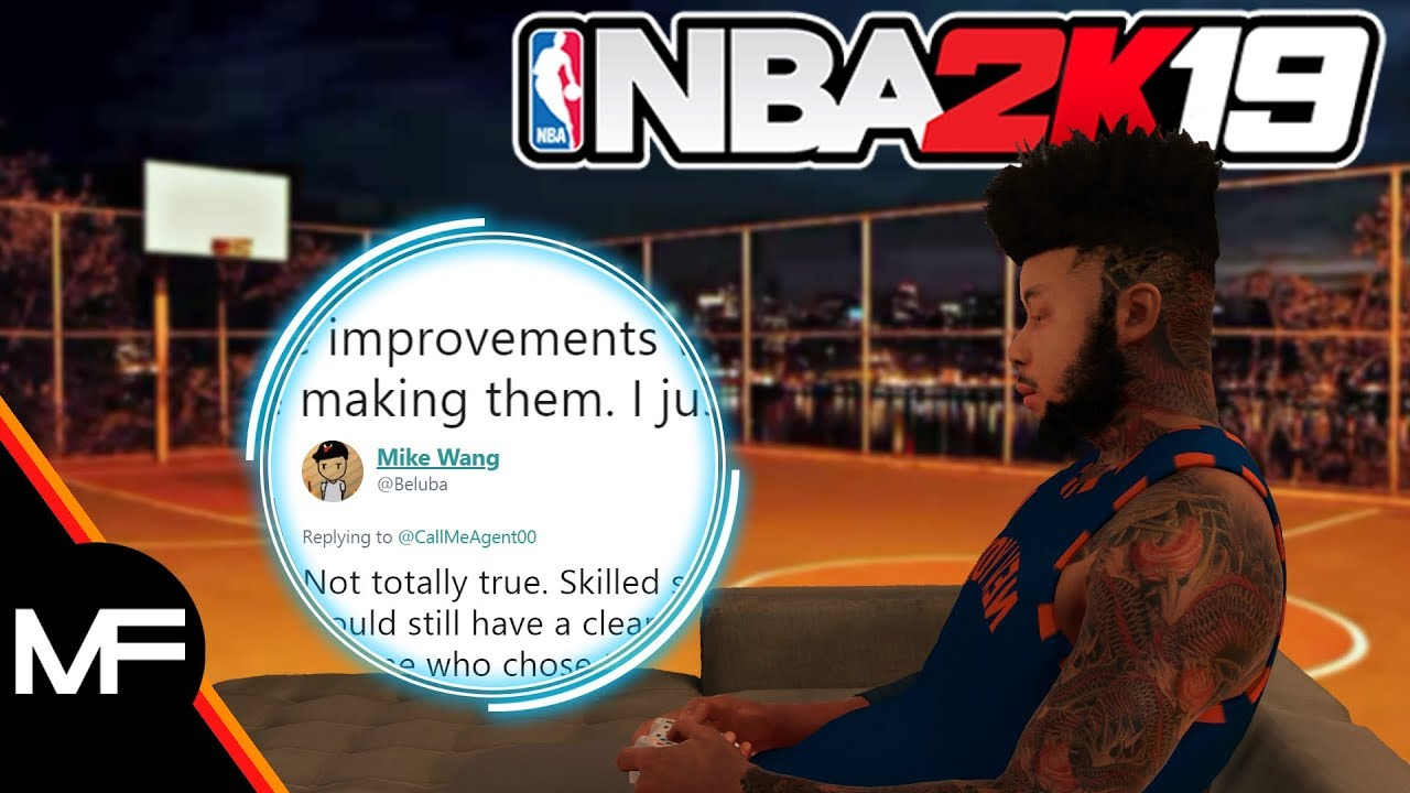 NBA 2K19 | BREAKING NEWS! 2K DEV CONFIRMS CHANGES TO... | FINALLY...