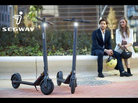 Ninebot By Segway Kickscooter E22E Elektrinio Paspirtuko Apžvalga