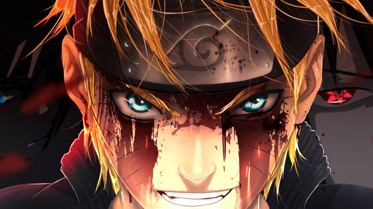 Gaara 3d Wallpaper Naruto Amv Do You Feel Alive Youtube