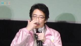 10月25日、『サラリーマンNEO 劇場版(笑)』が現在開催中の第24回東京...