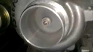 Моя турбо после ремонта турбины