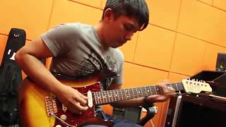 Mojo - Roman Cinta (guitar cover by Denny)