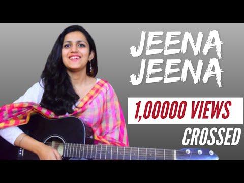 Jeena Jeena Guitar Lesson | Guitar Chords | Atif Aslam | (Badlapur)
