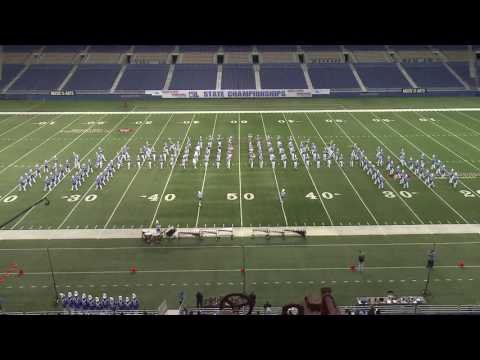 2016 State Marching Contest Finals - Spring Hill