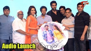Tholi Prema Movie Audio Launch | Varun Tej | Raashi Khanna | #TholiPrema