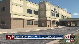 ITT Tech Campuses Close, Includes KC Area