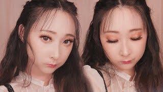 【春夏メイク&ヘア】アンティークドールメイク|アナスイ|Spring Summer Makeup Antique Doll Makeup & Hair|Anna Sui thumbnail