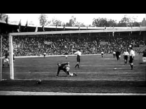 Olympics 1912 GBR-DEN Football Final