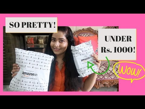 Amazon Lehenga For Bride Haldi or Wedding Guest || Lehenga and Bridal Jewellery Review
