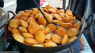 Best Kachori in Delhi, India with Nikunj Vasoya | Delhi Street Food Tour