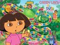 Dora The Explorer - Candy Land - Full Game 2014