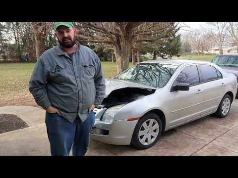 Fusion Rebuild -- Part 1 -- My First Copart Salvage Car Rebuild Project — Crossroads Rebuild