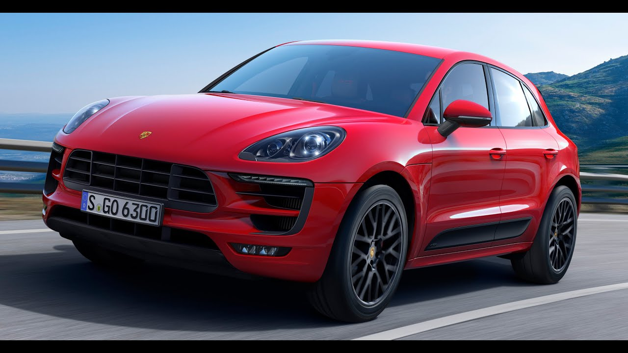 Porsche Macan Gt Zero To 100 Km H Takes Just 5 2 Seconds Youtube