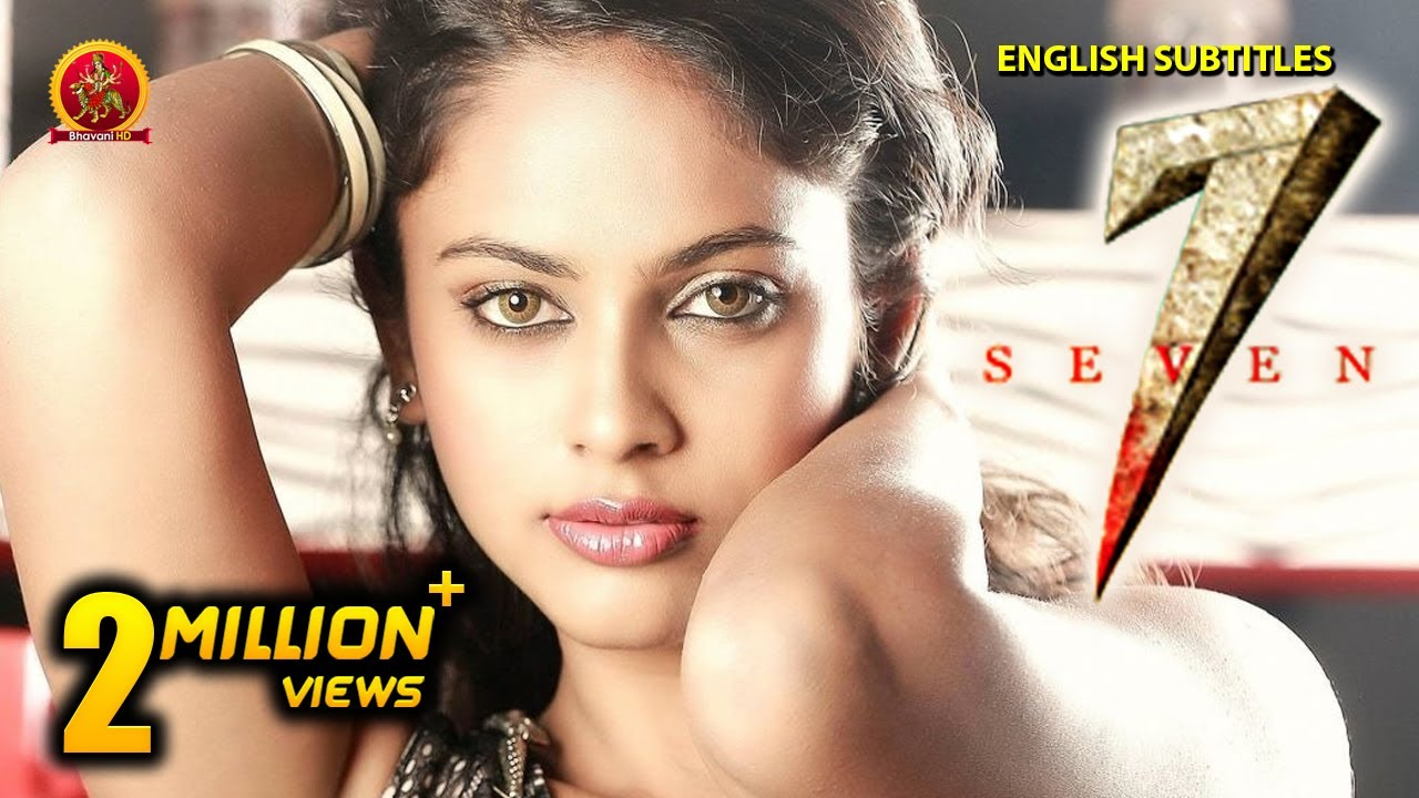Download Best Kannada Suspense Thriller Movie   Seven   Regina Cassandra   Rahman   Nandita Swetha   Havish