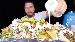 Authentic Loaded Mexican Nachos