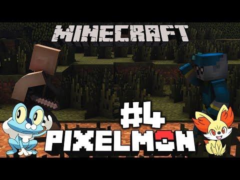 DENNIS SNAPT HET NIET! - Minecraft Pixelmon #4 ft. Jan & Dennis