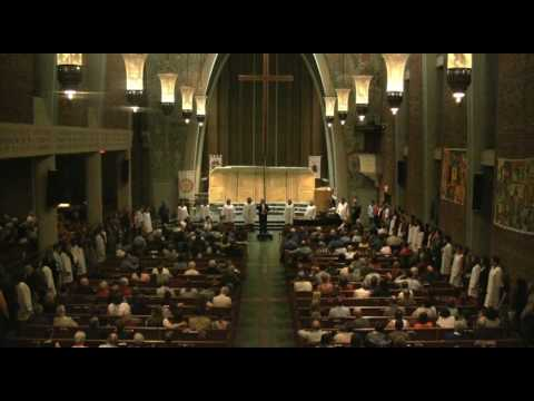 The Wittenberg Choir - Benediction
