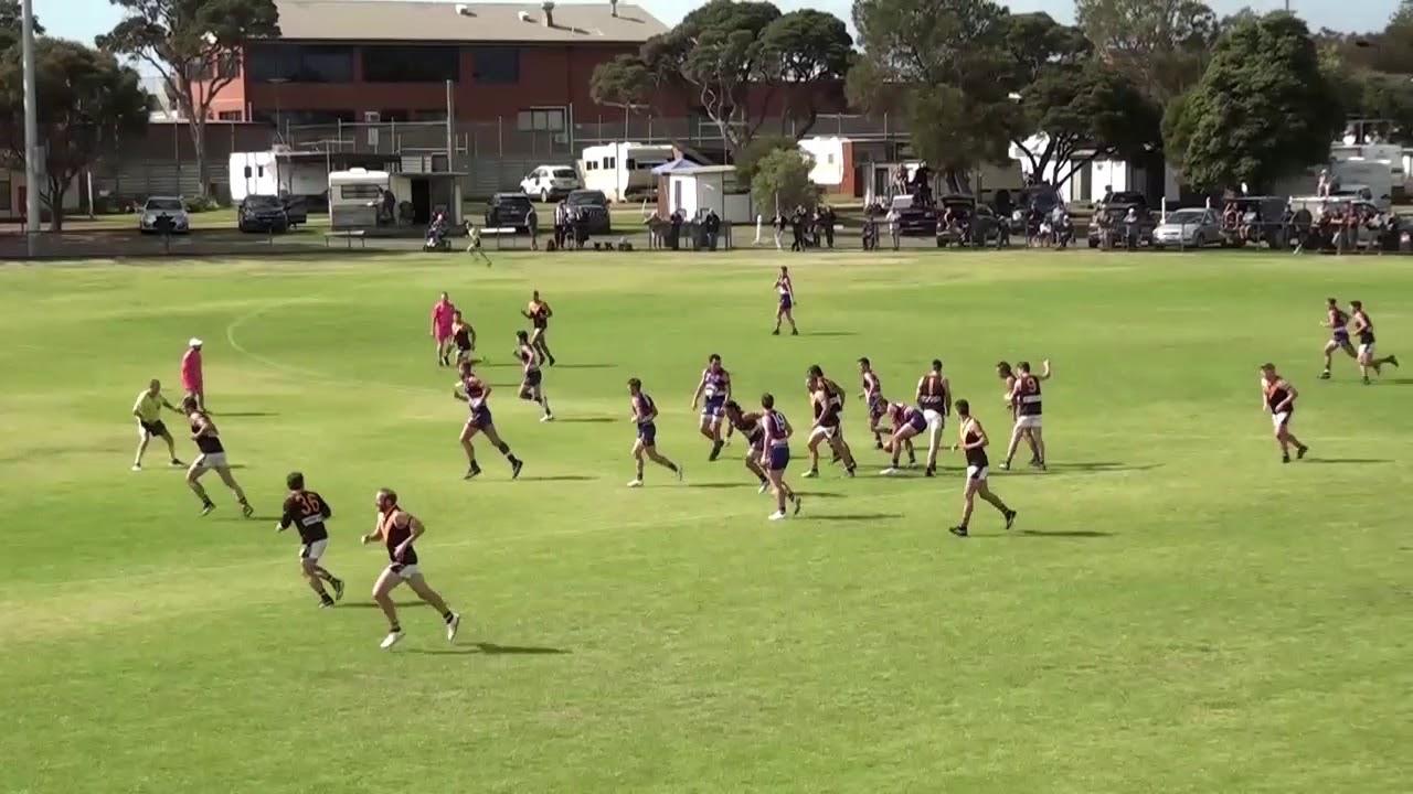 Rd 1   Queenscliffe Kick Ins