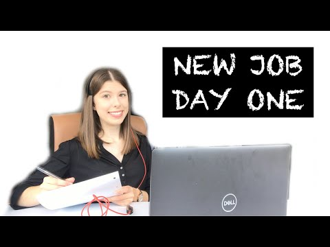 NEW JOB FIRST DAY | actuarial risk analyst working from home