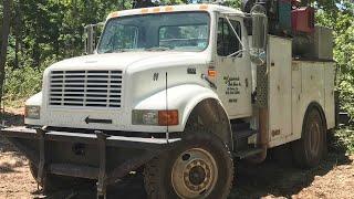 Whitey the bulldozer!!!
