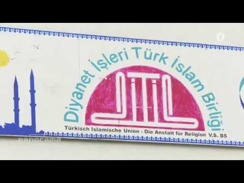 Merkez Camii in Braunschweig - Hassprediger in DITIB Zentral Moschee