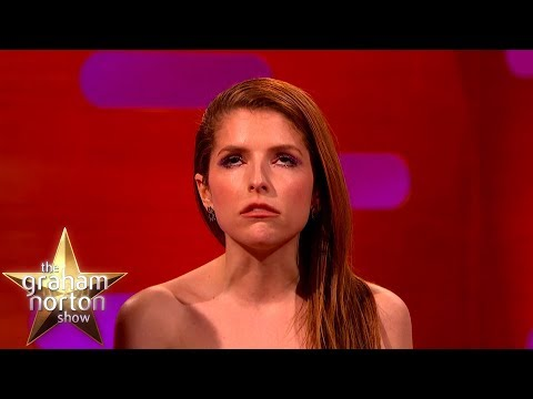 Anna Kendrick's Hilarious British Impression | The Graham Norton Show
