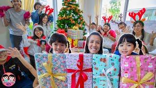 หนูยิ้มหนูแย้ม   แลกของขวัญวันคริสต์มาส