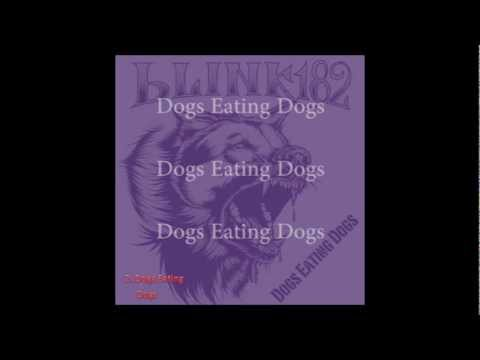 blink-182 Dogs Eating Dogs FULL EP w/ FULL LYRICS (hd)