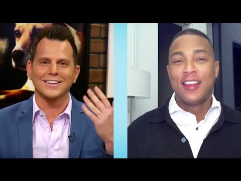 Don Lemon on CNN and Coming Out