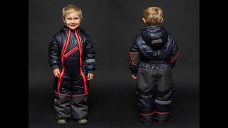 Комбинезон  демисезонный для ребенка/демисезонный комбинезон /детская одежда демисезонная