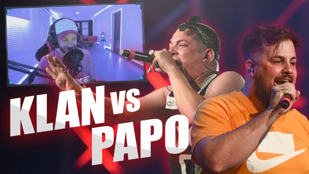 DTOKE REACCIONA A PAPO VS KLAN | FMS ARGENTINA JORNADA 2