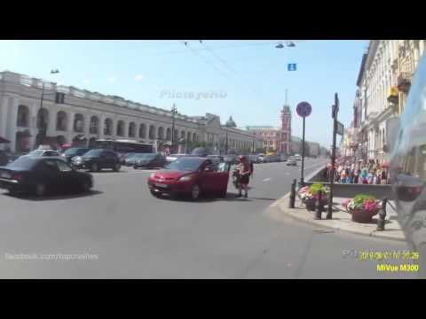 Women Driving Fail and accidents, Woman Car Crashes Compilation# 2